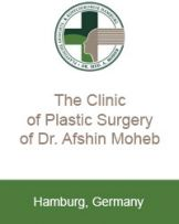 Doctor Afshin Moheb - The Clinic of Plastic Surgery