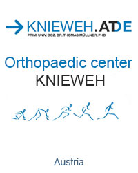 Univ. Prof. MD T. Mullner - Orthopaedic center KNIEWEH.ADE