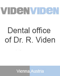 Dr. R. Viden - Dental office in Vienna